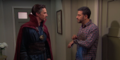 Doctor Strange Is Terrible At Entertaining Children In This Hilarious Jimmy Kimmel Sketch
