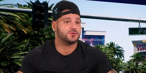 Ronnie Ortiz-Magro Jersey Shore Family Vacation MTV