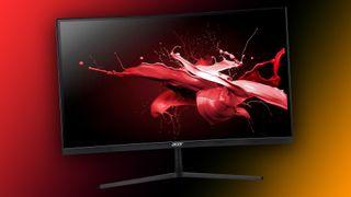 Acer Ei272UR gaming monitor