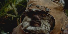 Sweet Star Wars: The Rise Of Skywalker Set Video Features Warwick Davis And His Son As Ewoks