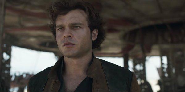 Aldren Ehrenreich Han Solo a star wars story