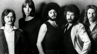 Sib Hashian, centre, with Boston