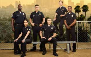 Cast of The Rookie