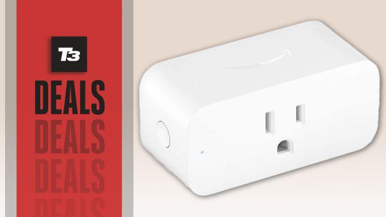 amazon smart plug prime day deal