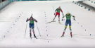 A Cross Country Skiing Announcer Delivered An A+ Call At The Olympics