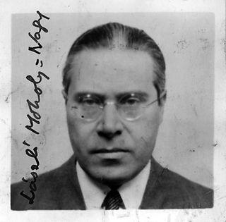 Hungarian artist László Moholy-Nagy, 20th-century art, plastics