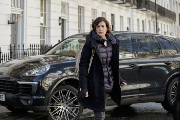 Elizabeth McGovern: 'War of the Worlds has so much resonance today'