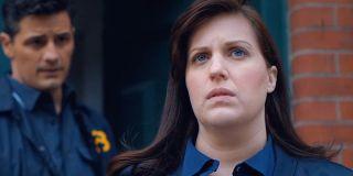 Emergence Season 1 Enver Gjokaj as Agent Ryan Brooks Allison Tolman as Jo Evans
