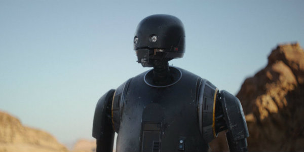 K2SO Rogue One A Star Wars Story