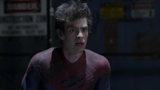Andrew Garfield in Amazing Spider-Man
