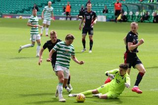 Celtic v Ross County – Pre-Season Friendly – Celtic Park