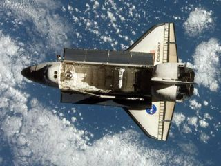 Great Lakes Water Returning to Earth with Shuttle Crew