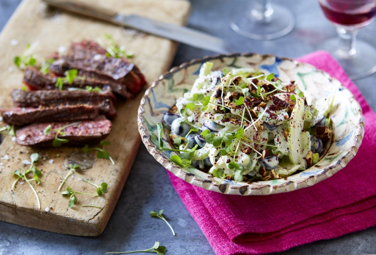 Make this iconic Walford salad for a fruity and refreshing summer dish