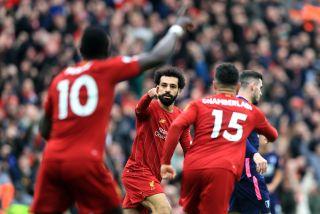 Liverpool v AFC Bournemouth – Premier League – Anfield