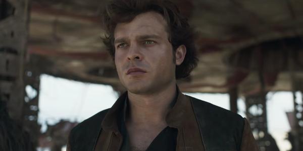 Alden Ehrenreich Han Solo A Star Wars Story