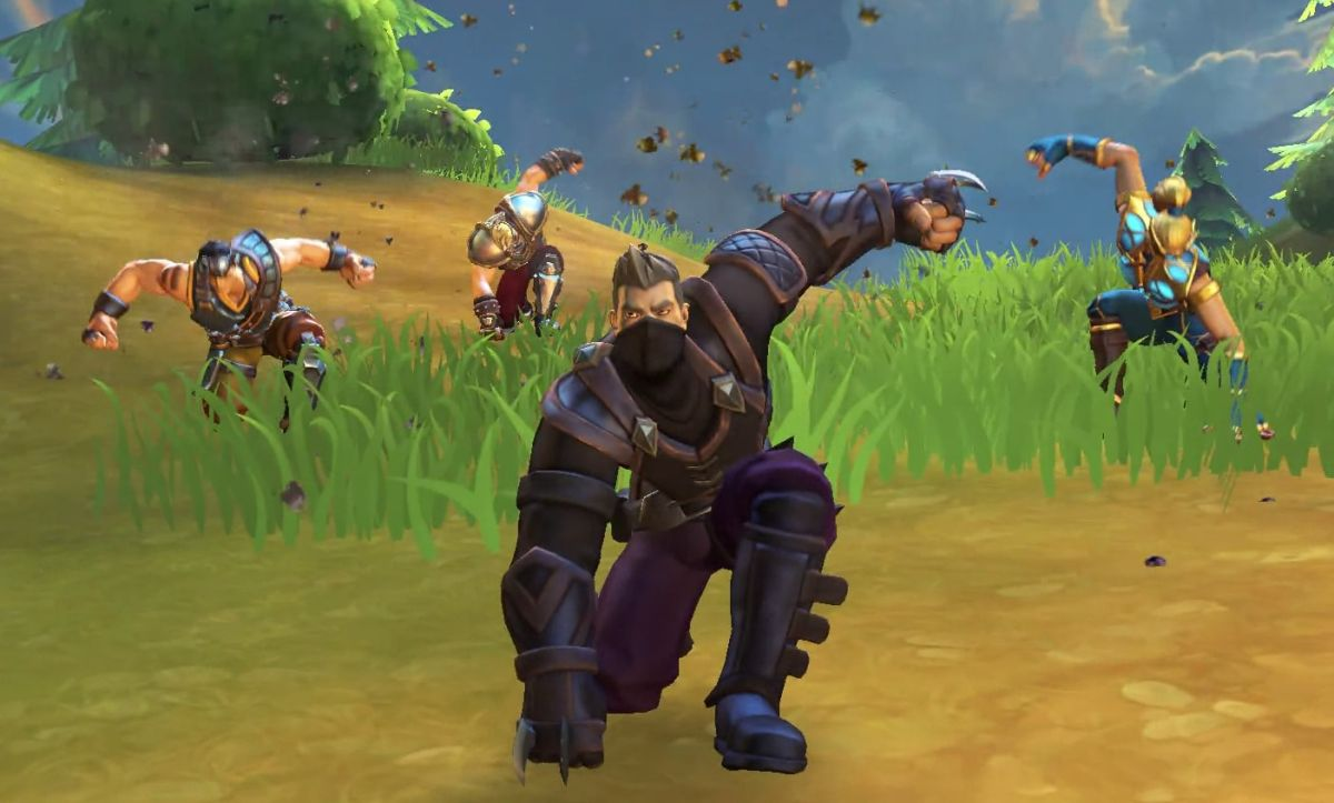 Realm Royale's class-based combat is clever but it leans too heavily on genre cliches