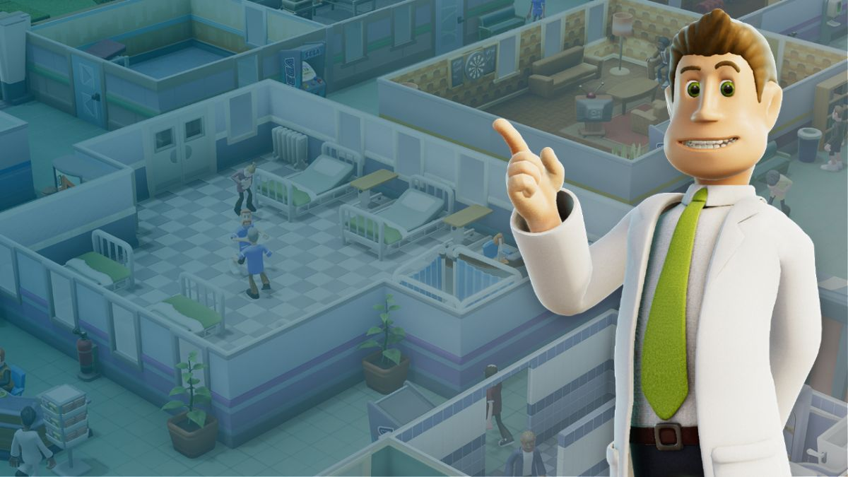 Two Point Hospital hits consoles later this year, so prepare to lose your whole life to curing bizarre diseases