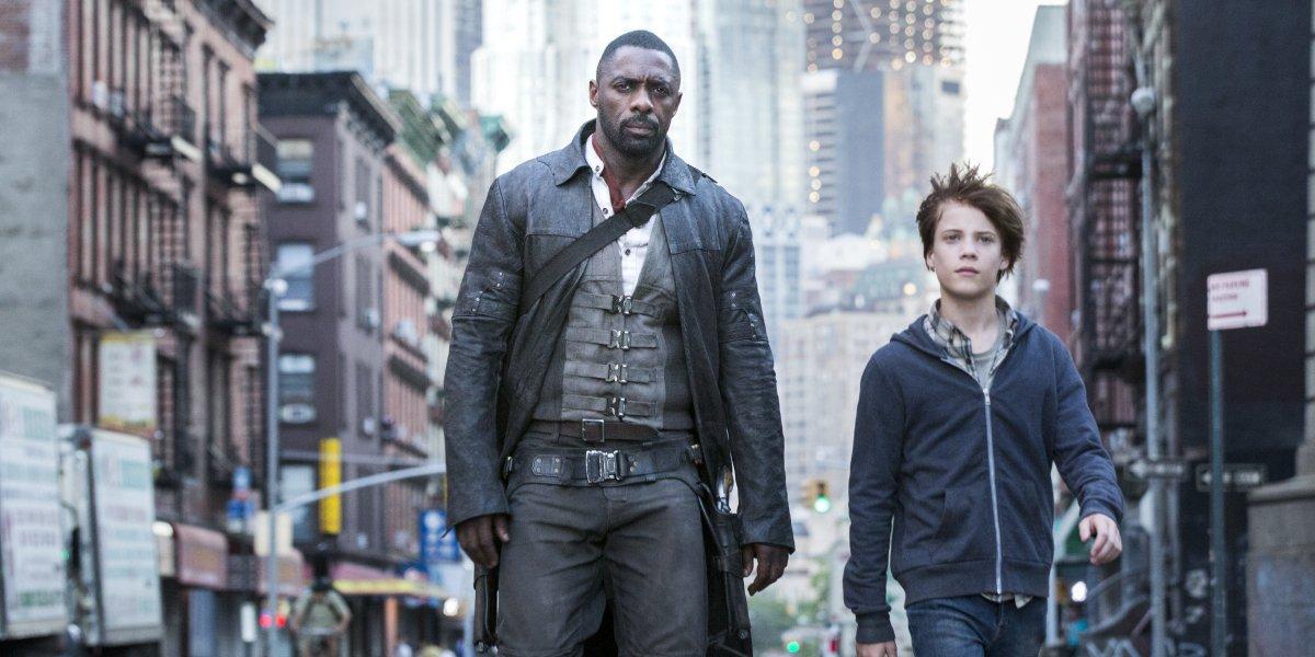 Idris Elba in the Dark Tower movie
