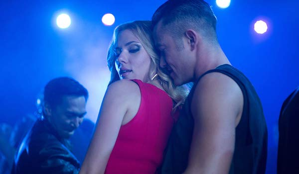 Scarlett Johansson and Joseph Gordon-Levitt in Don Jon