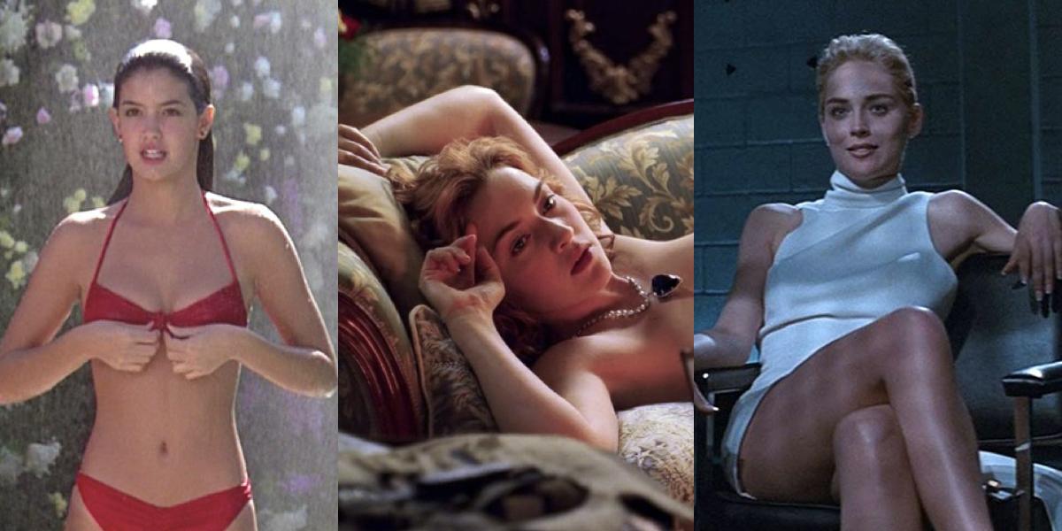 Scenes nude Nude Celebrities