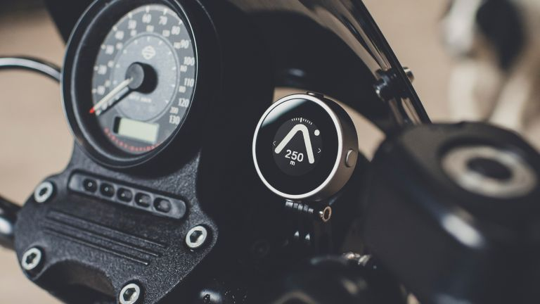 Beeline Moto review: this tiny motorbike sat nav has big