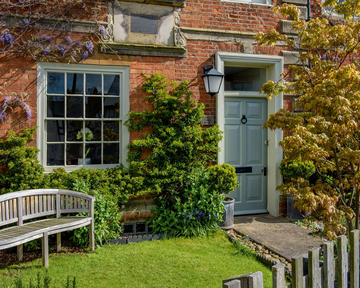 Make an entrance with the Homes & Gardens guide to front doors