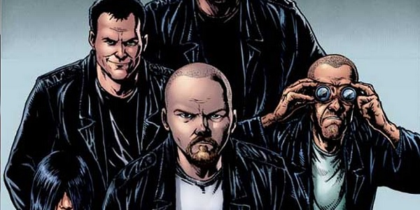 Seth Rogen Is Trying To Turn A Superhero Comic Into A TV ...