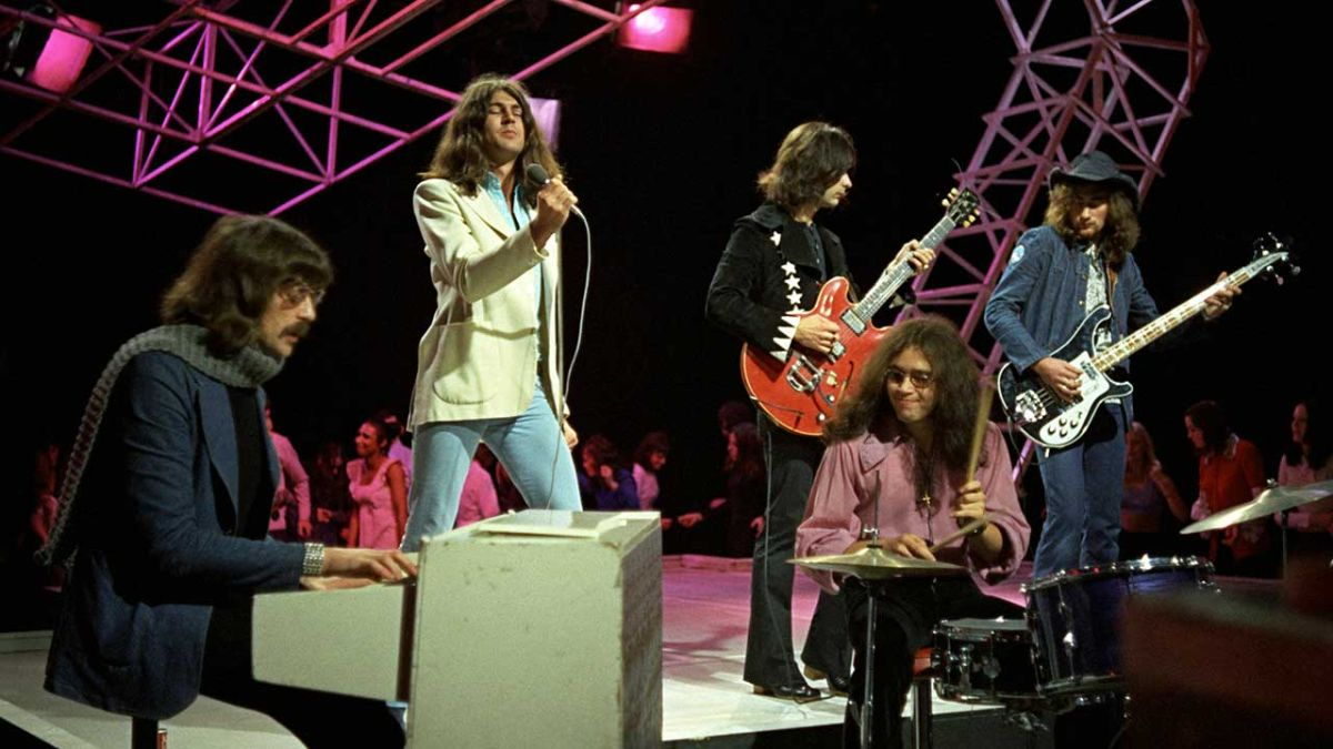 The story behind the song: Deep Purple's Smoke On The Water