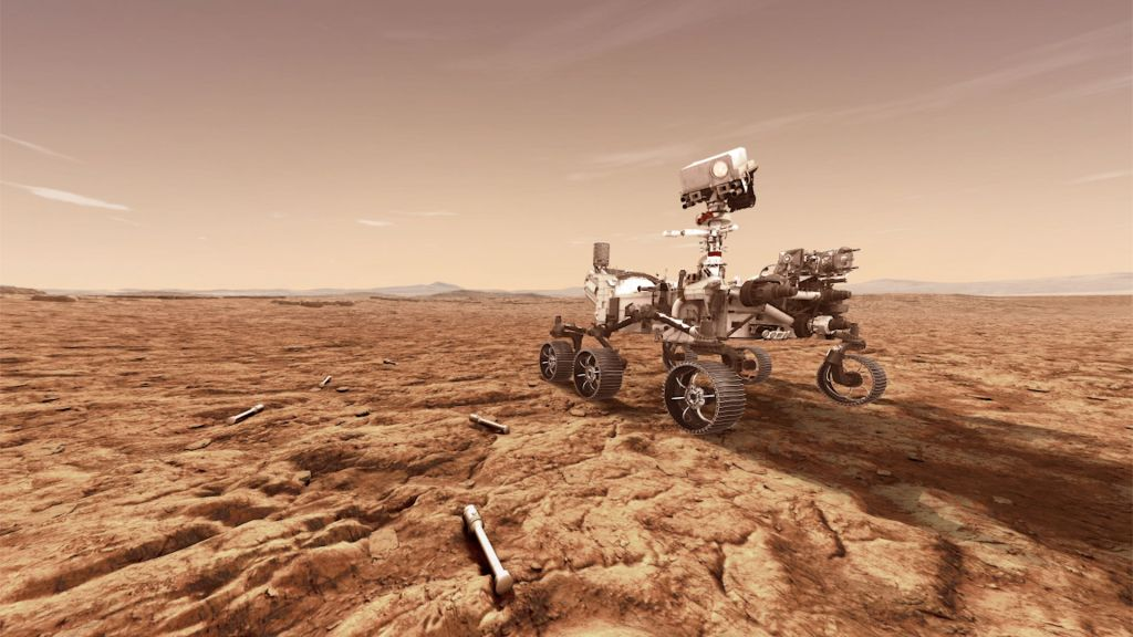 NASA's Mars rover Perseverance is in the home stretch of its journey to Red Planet