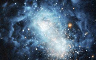 Galaxy IZwicky18