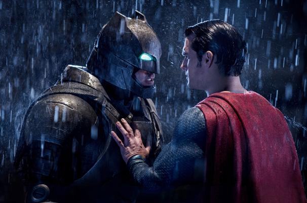 Batman v Superman Dawn of Justice Ben Affleck Henry Cavill