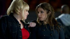 Anna Kendrick Recalls The Pitch Perfect Moment She Got 'Stuck' As Rebel Wilson's Friend For Life