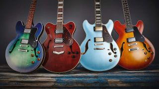 Review round-up: ES-335-style electric guitars | MusicRadar