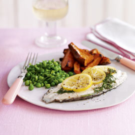 Baked Sole Recipe-Fish recipes-Food-Recipes-July 10-Woman and Home