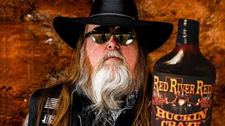 Texas Hippie Coalition's Big Red Ritch