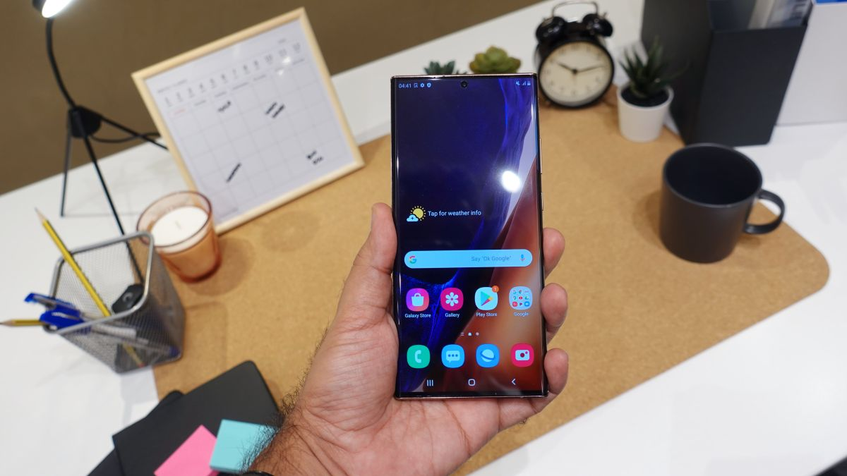 Samsung acknowledges Galaxy Note 20 Ultra flaws raised by some owners – TechRadar