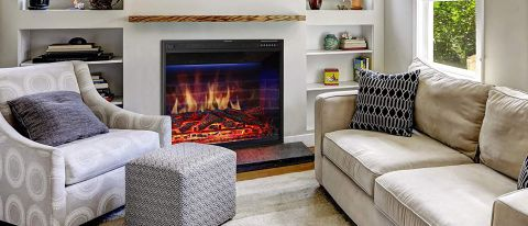 Xbeauty 28-inch Electric Fireplace Insert Review