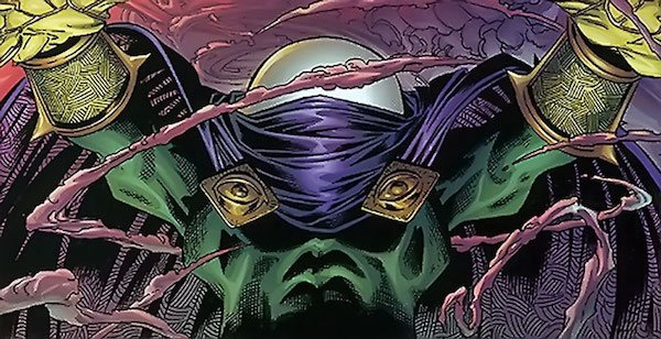 Mysterio in the Marvel Comics