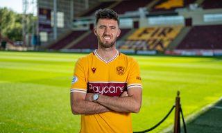 Motherwell sign Sean Goss