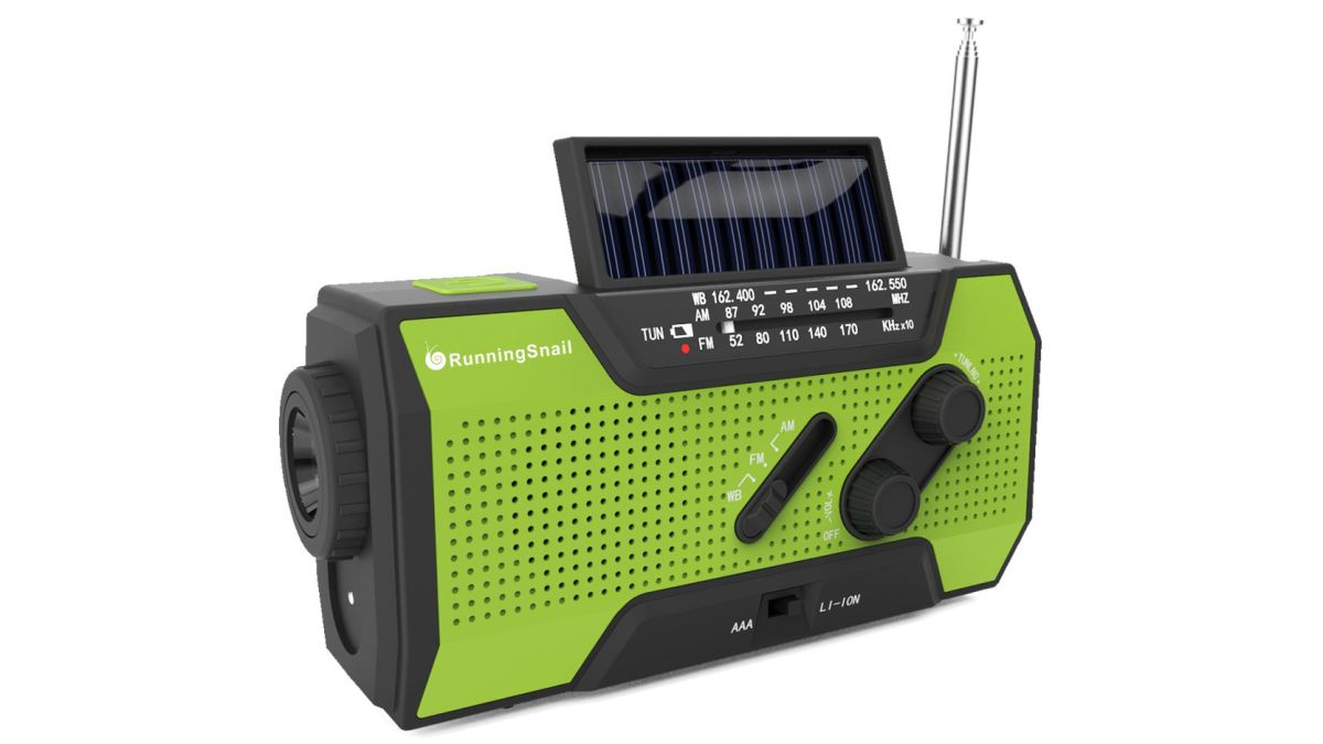 Best Emergency Radios 2019: Solar, Hand Crank Radio Reviews
