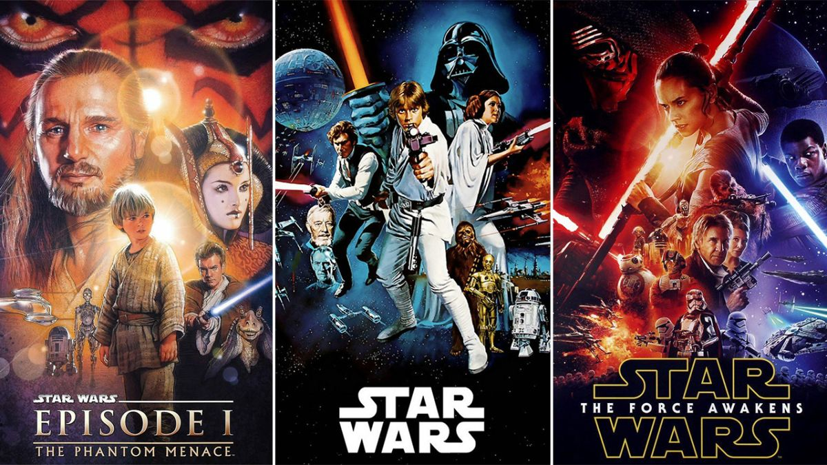 How To Watch The Star Wars Movies In Order Release And Chronological Gamesradar