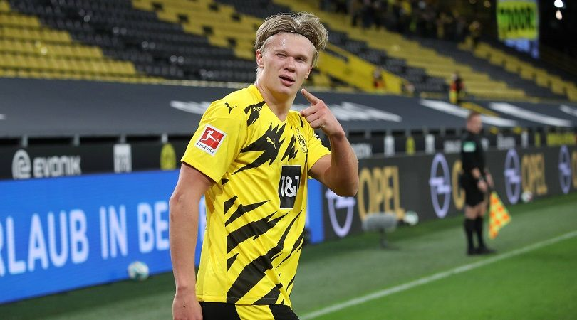 Manchester United transfer news: Red Devils want to sign Erling Haaland next summer