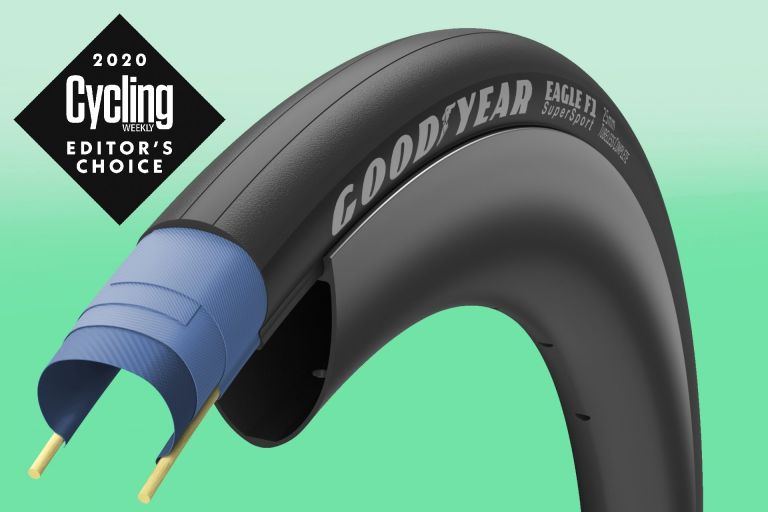 Goodyear Eagle F1 Tubeless Complete tyres