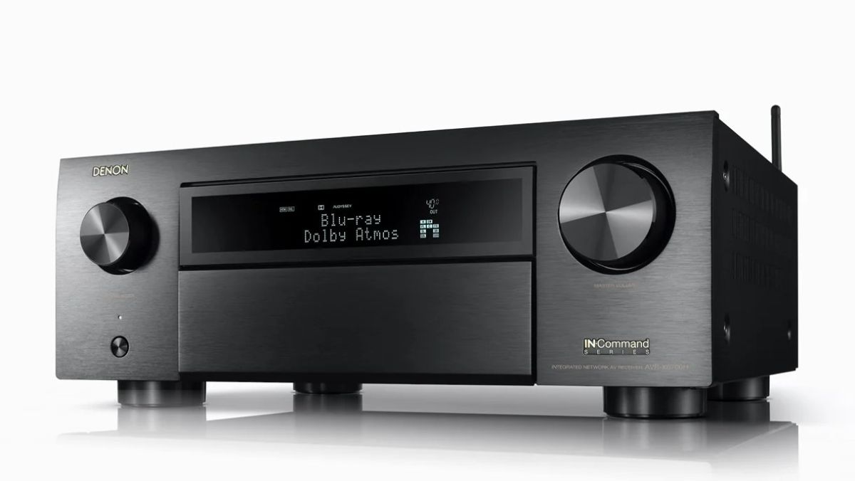 Best Av Receivers 2021 Which Home Cinema Av Receiver Should You Buy Techradar
