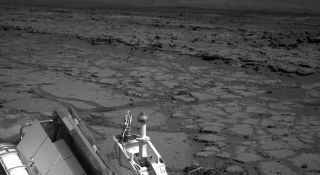 Yellowknife Bay Curiosity Rover
