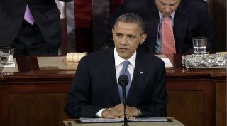 President Obama Gives 2013 State of the Union