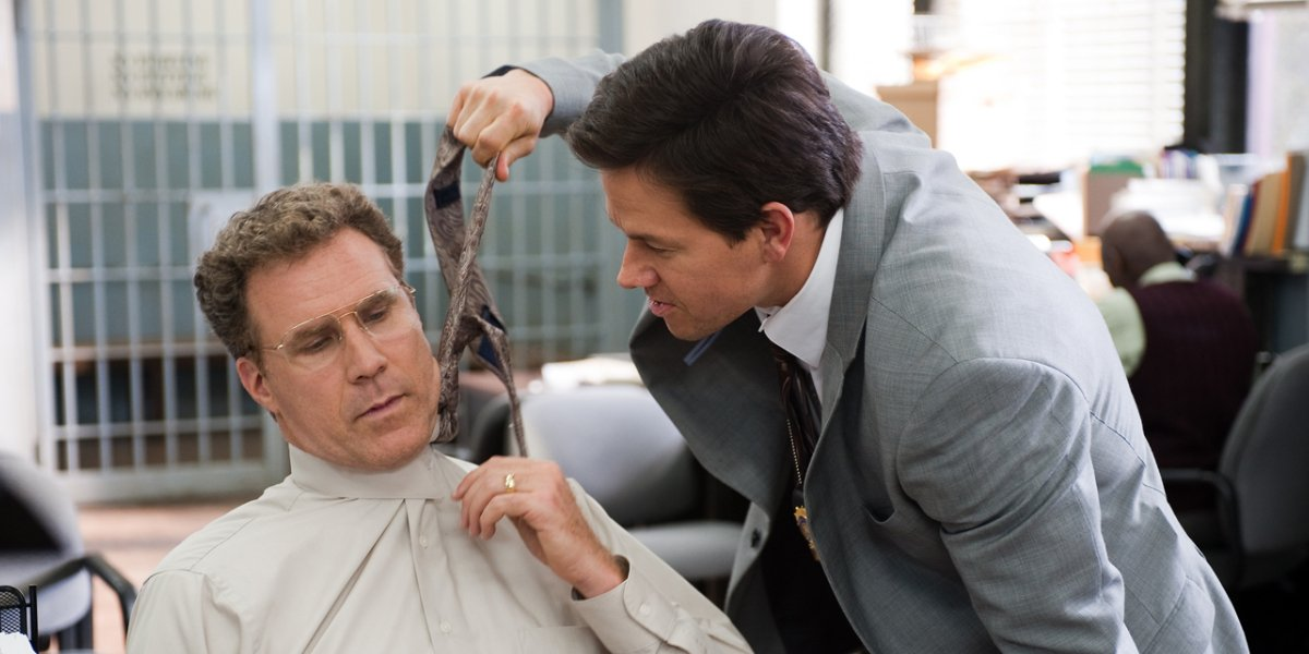 Will Ferrell and Mark Wahlberg in The Others Guys