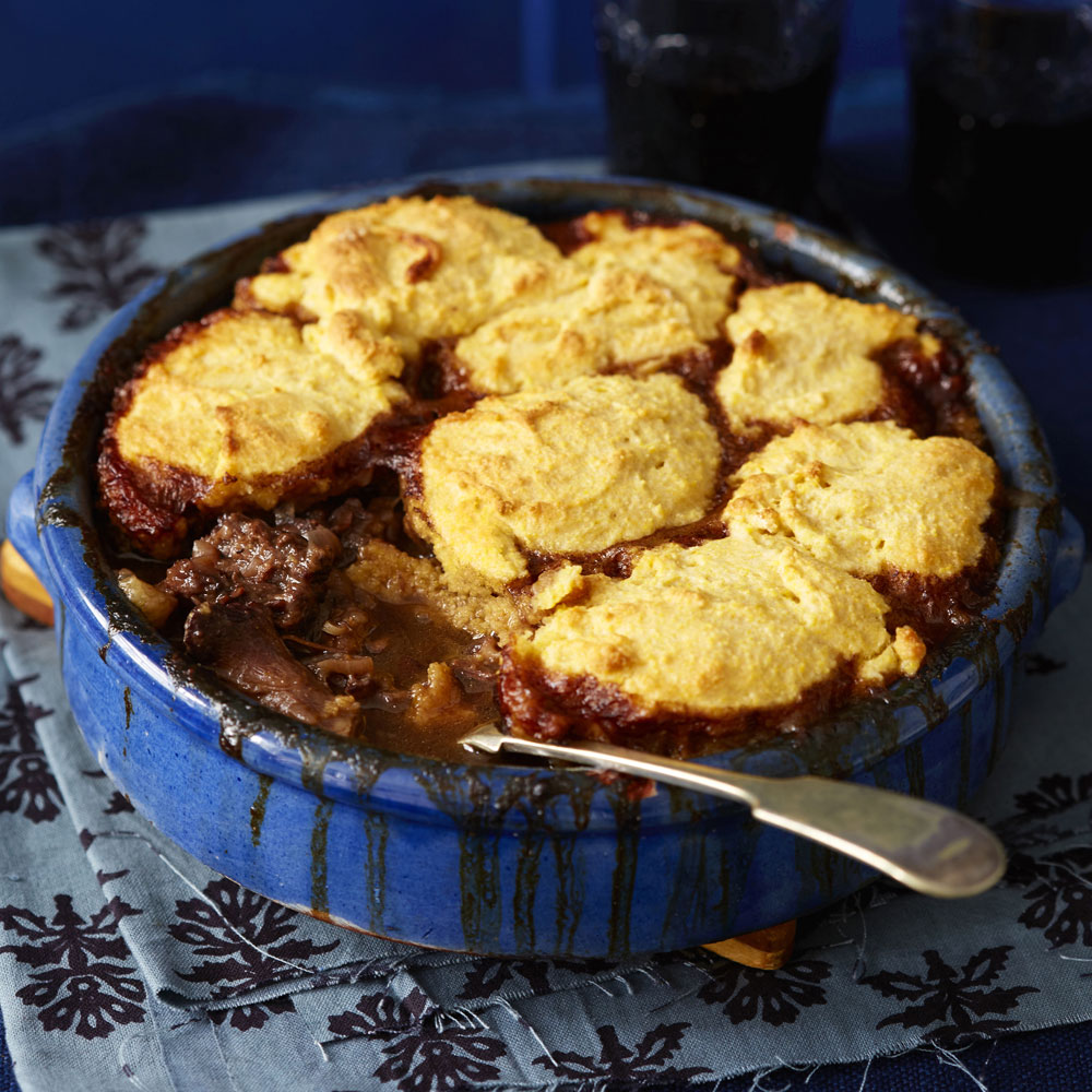Braised Oxtail Stew And Dumplings Dinner Recipes Woman