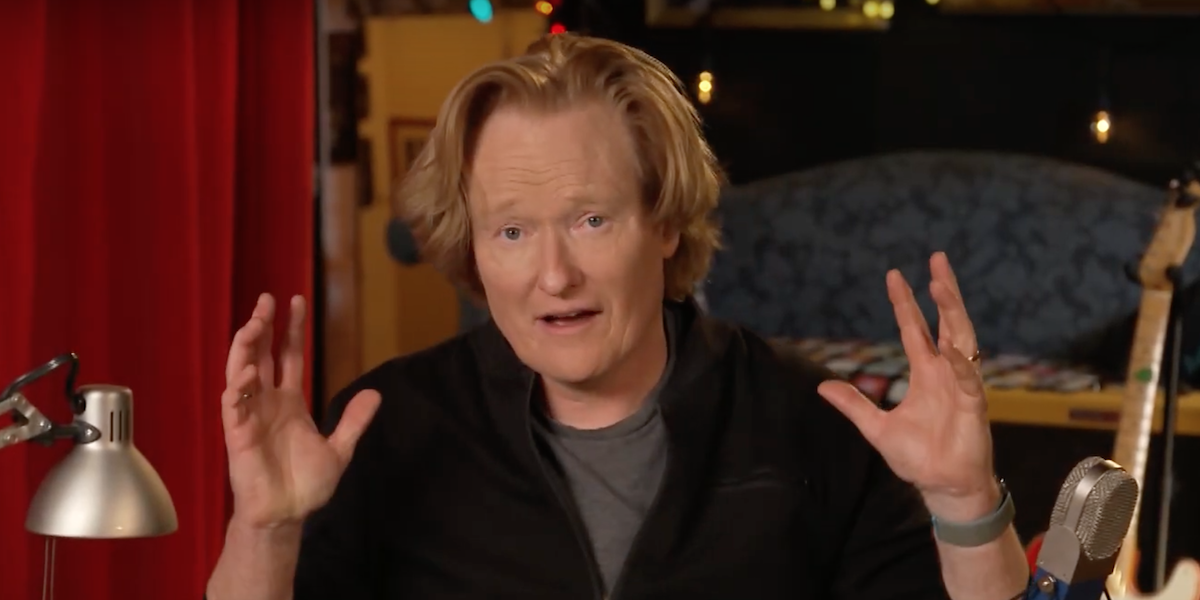 Conan O'Brien to end late-night show in June