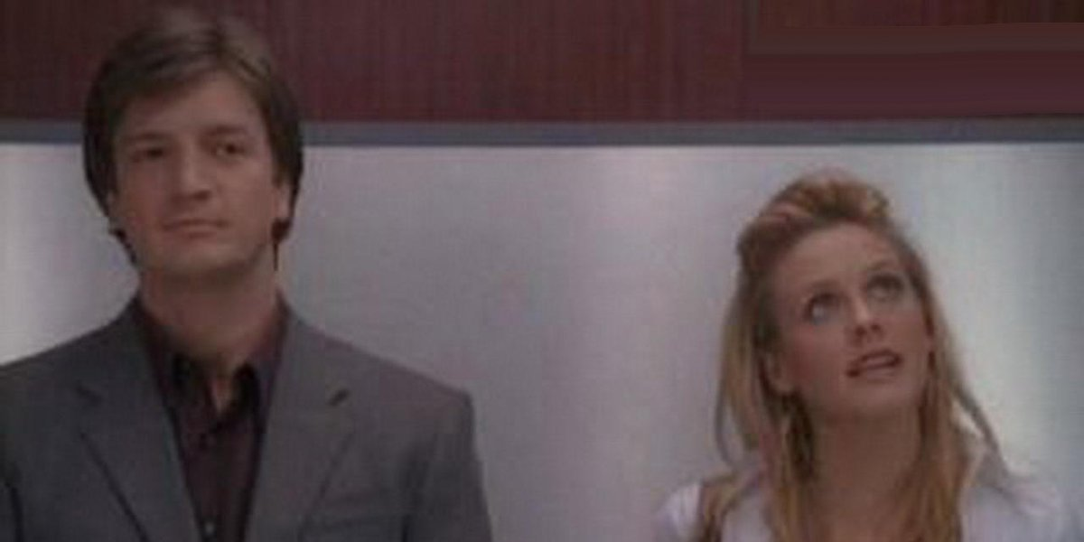 Nathan Fillion and Alicia Silverstone on Miss Match